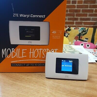MOBILE HOTSPOT BOOST Mobile R850 4G LTE - Up To 10 Devices