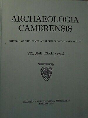 Archaeologia Journal - Gaer Fawr & Carn Ingli Hill Forts Pembrokeshire - 1973--