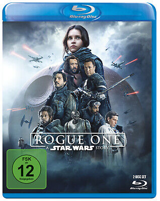 Rogue One: A Star Wars Story - (Blu-ray)