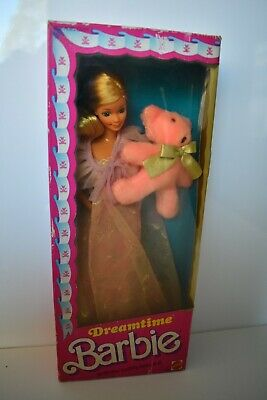 Vintage Mattel Barbie Dreamtime Barbie with Box