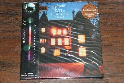 C.C. CATCH Welcome To The Heartbreak Hotel MINI LP CD