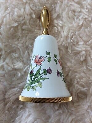 Staffordshire Enamels Commemorative Bell Limited Edition Prince William 1982