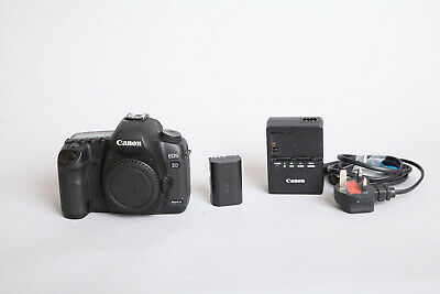 Canon EOS 5D Mark II 21.1MP DSLR Camera (Body Only) in VGC 37k Shutter