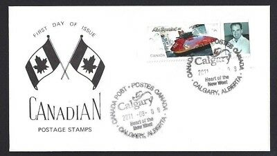 Canada   # 2487a  Miss Supertest  Special Event Cachet   New 2011 Unaddressed