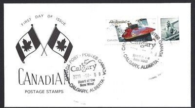 Canada   # 2487b  Miss Supertest  Special Event Cachet   New 2011 Unaddressed