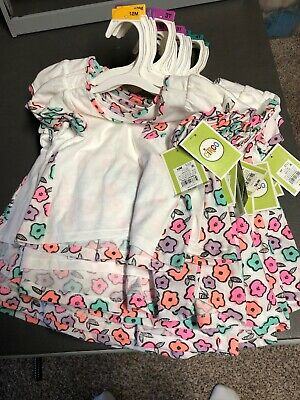 Wholesale/Bulk 21 Circo Toddler GIrls Top New With Tags Springtime MSRP $6. Each