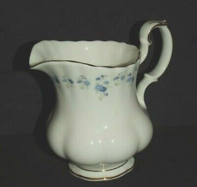 Royal Albert Bone China Memory Lane  Milk / Cream Jug 1st Quality VGC