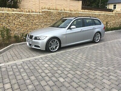 bmw 330d msport touring estate 3.0 Diesel 3 series m sport