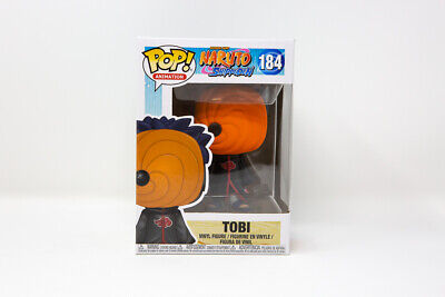 Funko Pop Animation Naruto Shippuden Tobi #184 12452 | IN STOCK | FAST SHIPPING