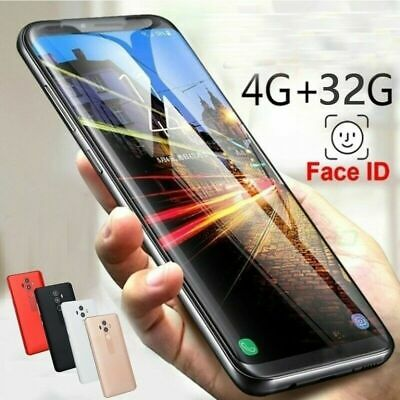 2019 Android Dual sim 6.0 inch 4G+32GB  Smart 4G Unlocked  Phone Special Offer