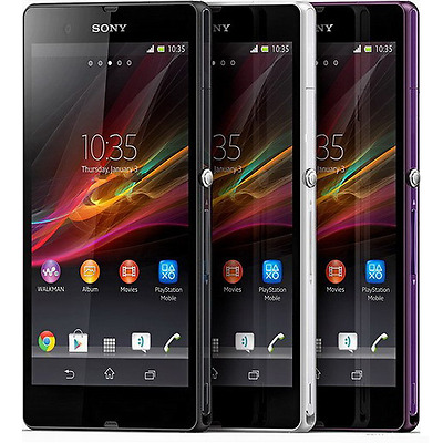 Sony Ericssion Xperia Z C6603 4G LTE 13.1MP 16G Android Smart Phone Unlocked UK