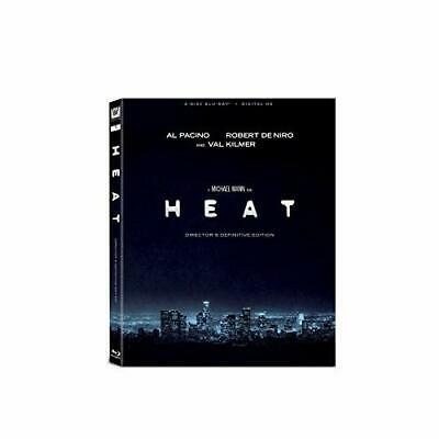 Heat On Blu-Ray With Jon Voight Very Good