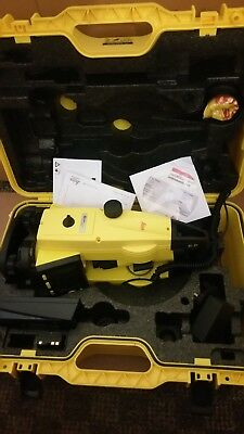 Leica Builder 109 total station. Brand new