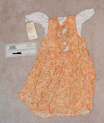 MAE WHITMAN CHILD ACTOR Little  Dress Screen Worn STAR Used in HOPE FLOATS TAGS