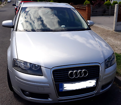 Audi A3 2.0TDI SE Sportback 2005, FSH, 2 Owners, Great Runner++