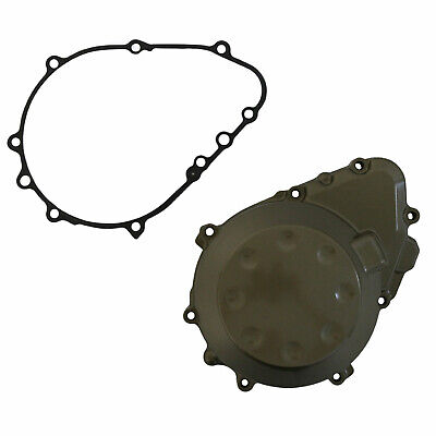 Engine Generator Stator Crankcase Cover with Gasket for Kawasaki Z750 2003-2006