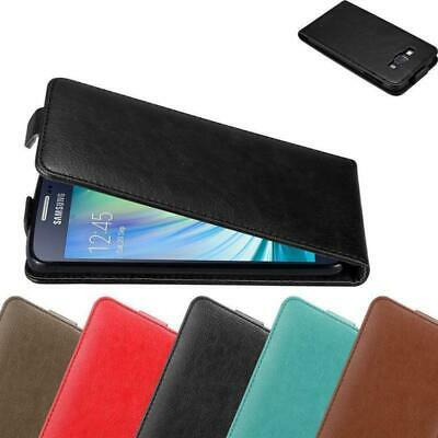 Case for Samsung Galaxy A5 2015 Protective FLIP Magnetic Phone Cover Etui