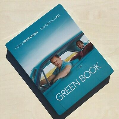 Green Book Blu-ray Steelbook (Sold Out)