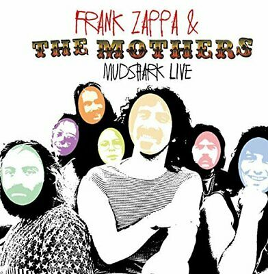 Frank Zappa & The Mothers Of Invention - Mudshark Live (2015)  CD NEW SPEEDYPOST
