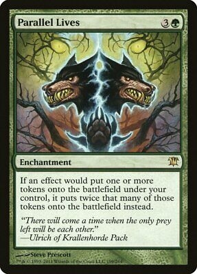 MTG X1: Parallel Lives, Innistrad, R, NM-Mint - FREE US SHIPPING!