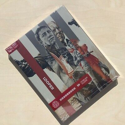 Looper Blu-ray Steelbook (Mondo Exclusive)