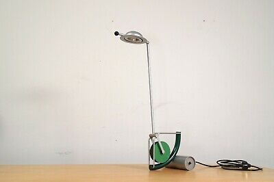 Megalit Gideon desk lamp, design Martine Bedin 1985