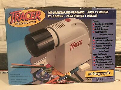 Artograph Tracer Projector Model 225-360 For Drawing Designing & Craft Projects