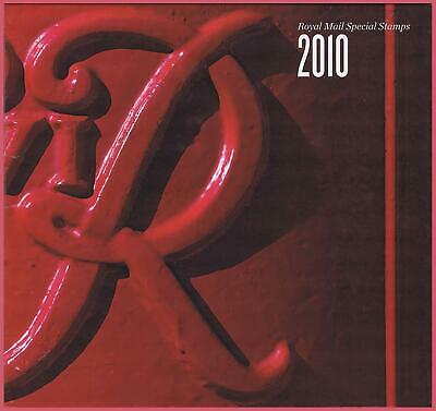 *NEW & Sealed* GB 2010 Royal Mail Commemorative Stamps Year Book No. 27 Cat £165