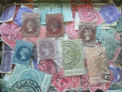 ESTATE: South Australia unchecked unsorted as received great mix    (s713)