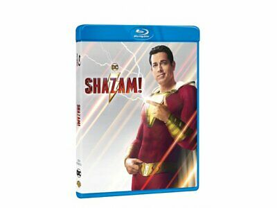 Shazam! (BLU-RAY DISC ONLY NO DVD OR DIGITALCOPY INCLUDED)FREE SHIPPING!