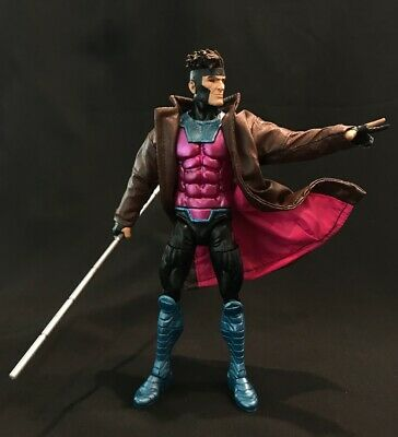 SU-TC-GB-DLX: Deluxe Wired Trench Coat for Marvel Legends Gambit (No Figure)