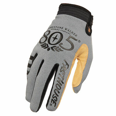 Fasthouse Speed Style 805 Mens Gloves Mx Glove - Grey Brown All Sizes