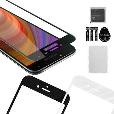 Screen Protector for Samsung Galaxy J4 2018 Full Cover Tempered Glas Film 9H