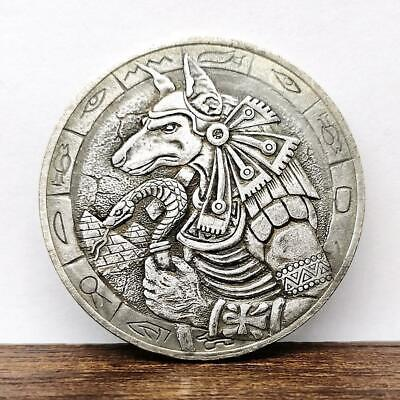 Wandering Coin - Egyptian Monster Collection Silver Dollar NEW2019
