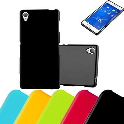 Silicone Case for Sony Xperia Z3 Shock Proof Cover Jelly TPU Bumper