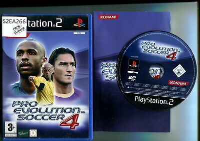 PRO EVOLUTION SOCCER 2013 game for PS2 NEW PES 13 top