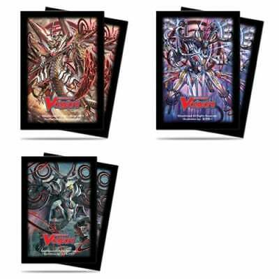 Small Deck Protectors for Cardfight!! Vanguard 55ct * Sleeves * Ultra PRO