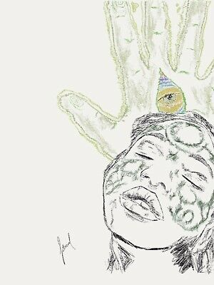 Ilustración Willow Smith