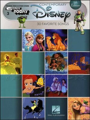 E-Z Play Today Contemporary Disney 5th Edition Keyboard Music SAME DAY DISPATCH