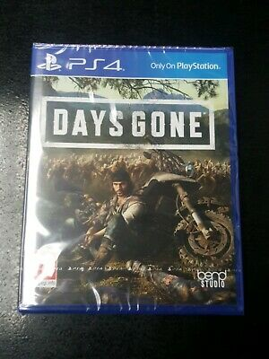 Days Gone PS4 Brand New & Sealed