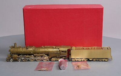 Key Imports HO BRASS 3765 Class 4-8-4 Northern Steam Locomotive and Tender EX