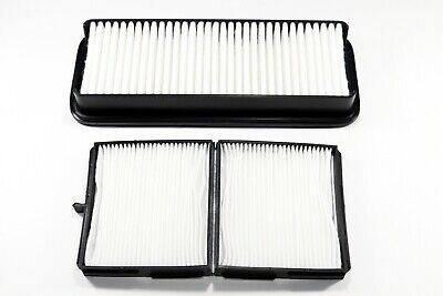 2 New Aftermarket Kubota Cab A//C Air Filter Kit Replaces OEM 6A671-75090