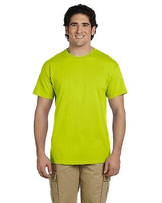 Gildan 2000T Tee Shirt Men's Ultra Cotton Tall 6 oz. Short-Sleeve Blank