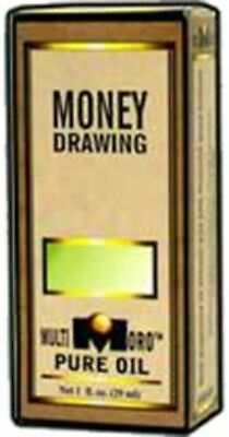 MONEY DRAWING OIL 1oz Success Business Anointing Hoodoo