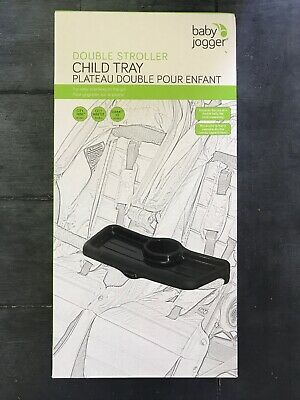 NIB Baby Jogger Double Stroller Child Tray
