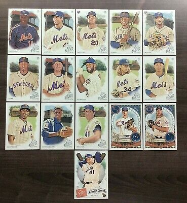 2019 Topps Allen & Ginter Master Team Sets Base, SP, Inserts ~ Pick your Team
