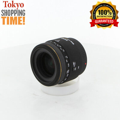 Sigma AF 50mm F/2.8 EX DG Macro for Sony Lens from Japan