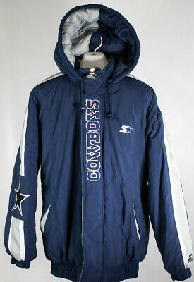 promo code 92420 962c4 DALLAS COWBOYS STARTER Jacket pullover NFL Pro Line youth ...