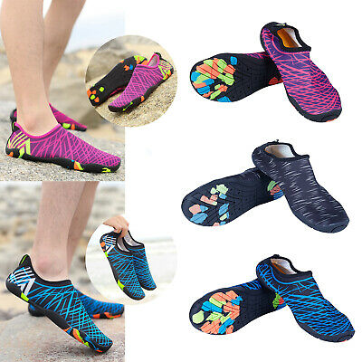Unisex Water Shoes Aqua Beach Wetsuit Shoes Swimming Surf Rubber Shoes Non-slip