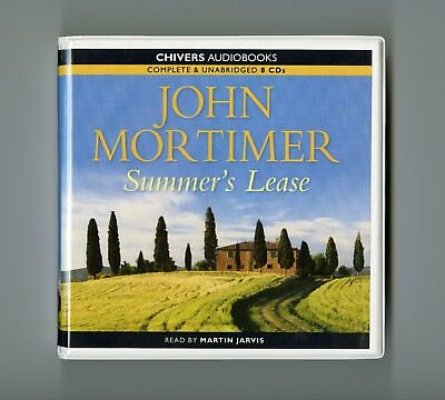 Summers's Lease: by John Mortimer - Unabridged Audiobook - 8CDs